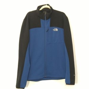 🔵NWOT🔵 North Face Sweater Jacket Fleece Lined XL